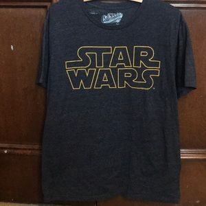 Star Wars T-shirt size large